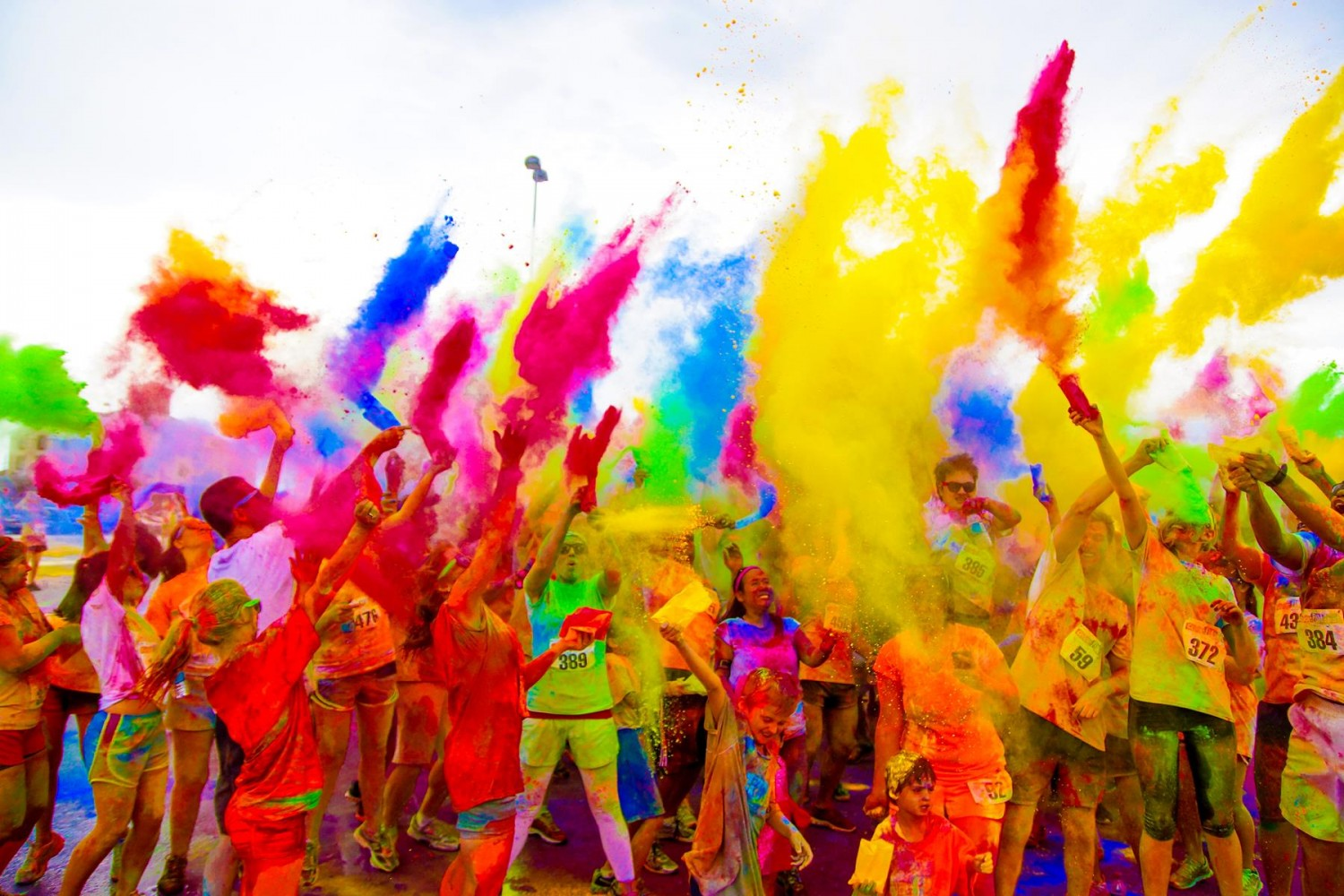 5 Fun 5k Running Races You'll Actually Love | Vimbly Colorful People